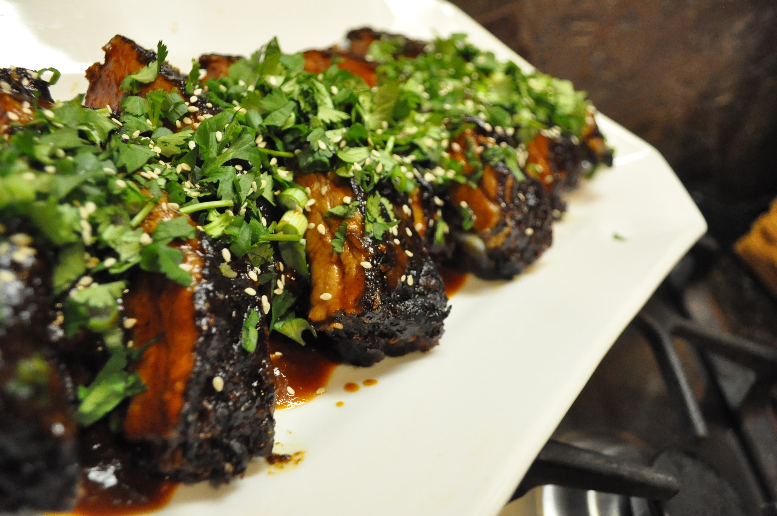 Chinese braised short ribs - Fed & Fit