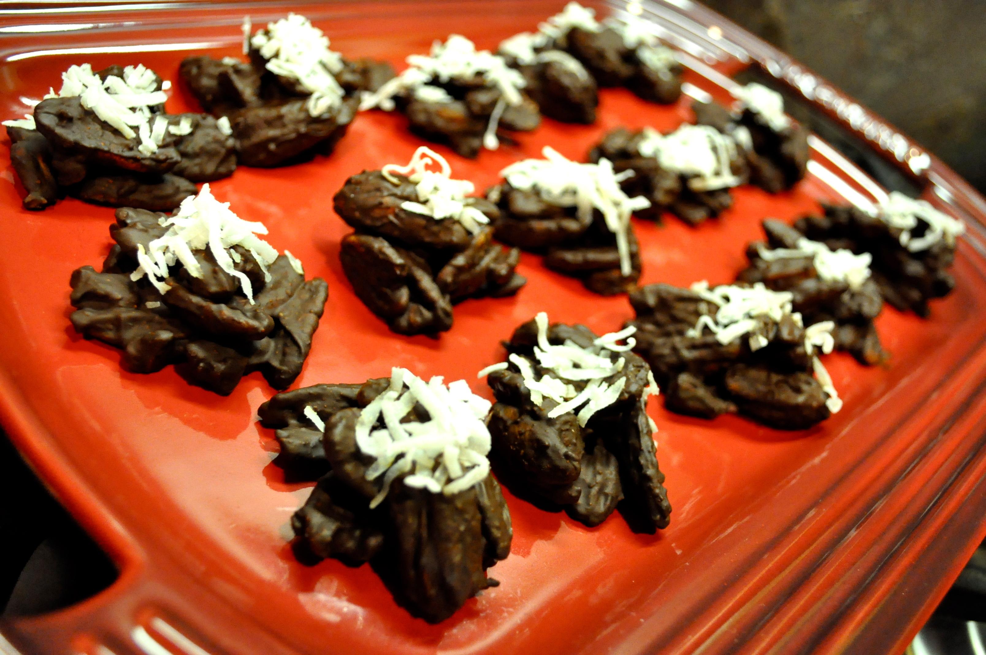 Coco Choco Cluster Recipes — Dishmaps