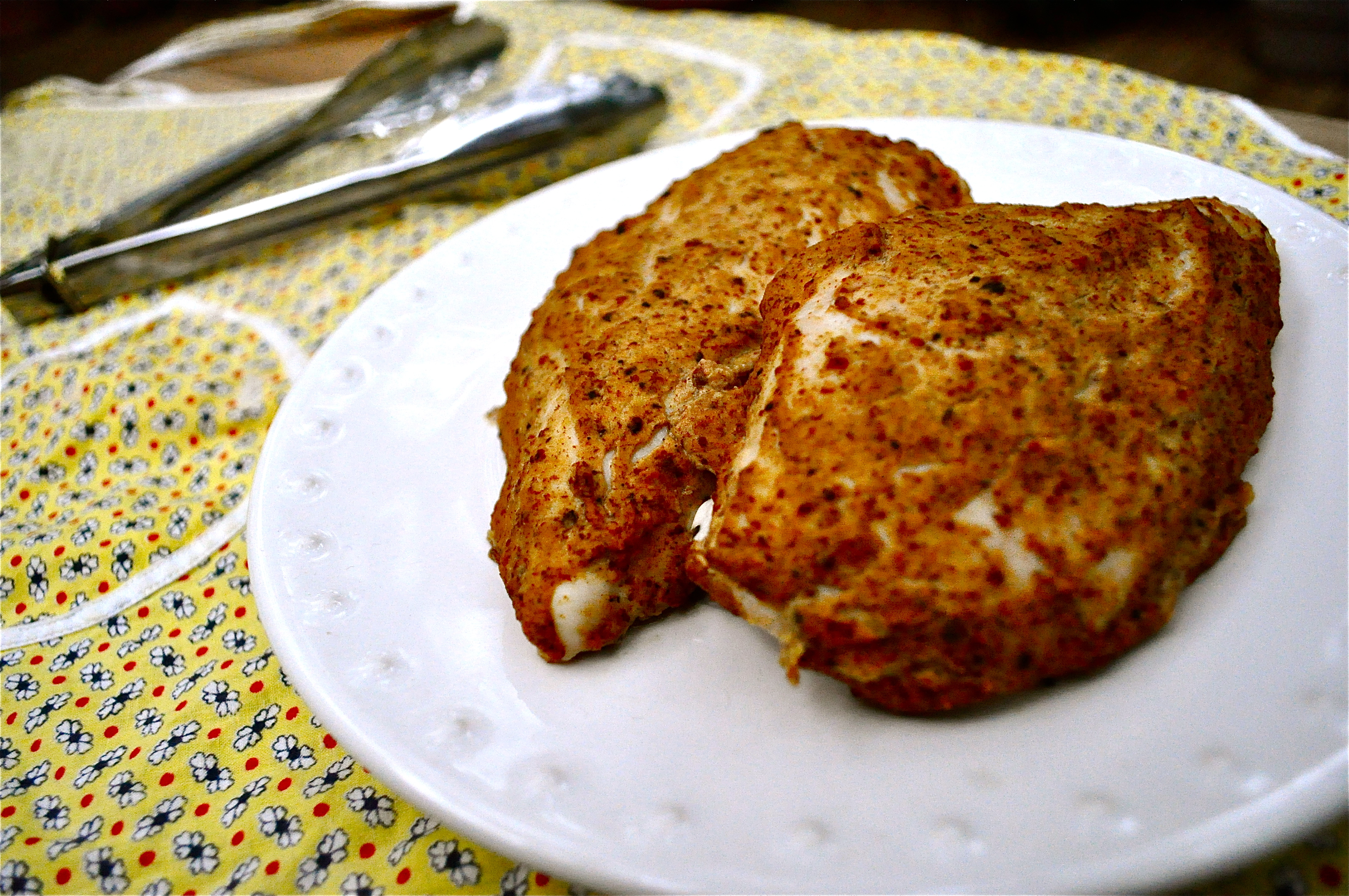 baked mustard chicken fed u0026 fit