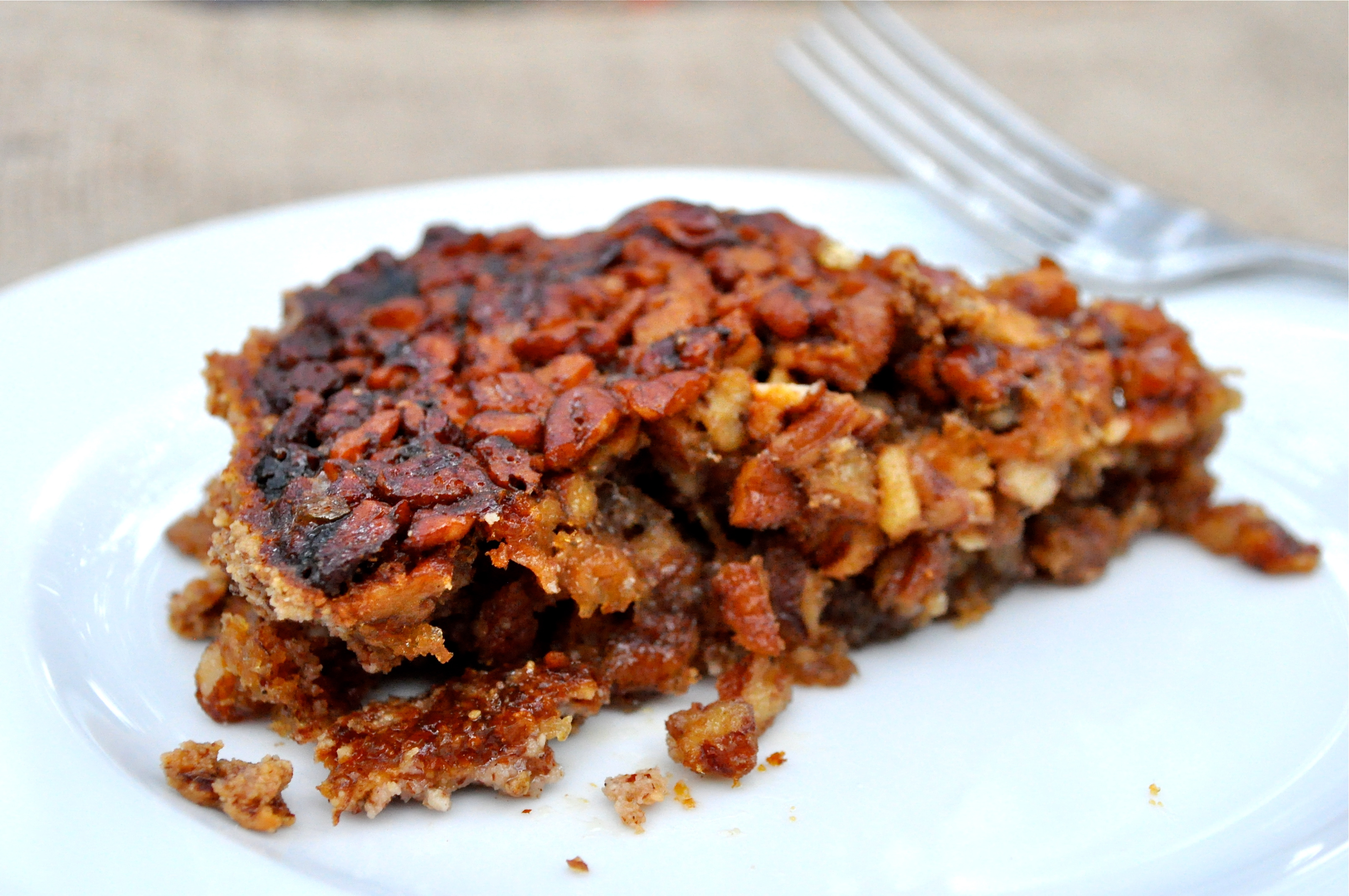 Fed & FitPaleo Pecan Pie - Fed & Fit