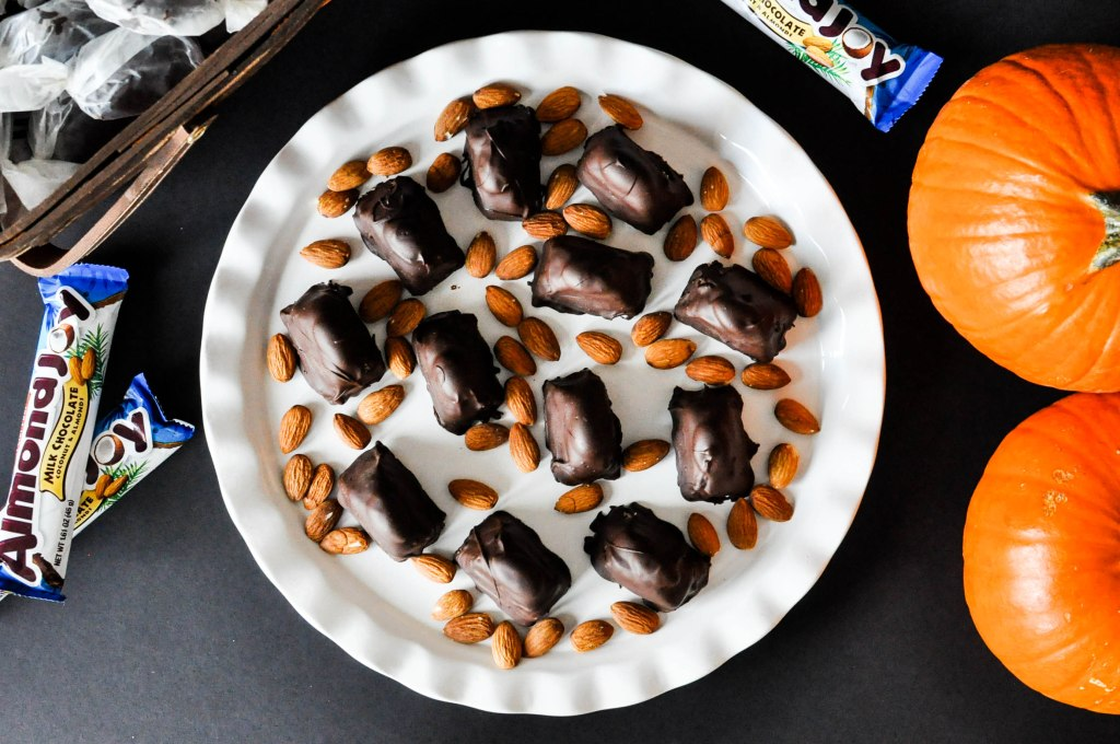 Paleo Almond Joys | Fed and Fit-2