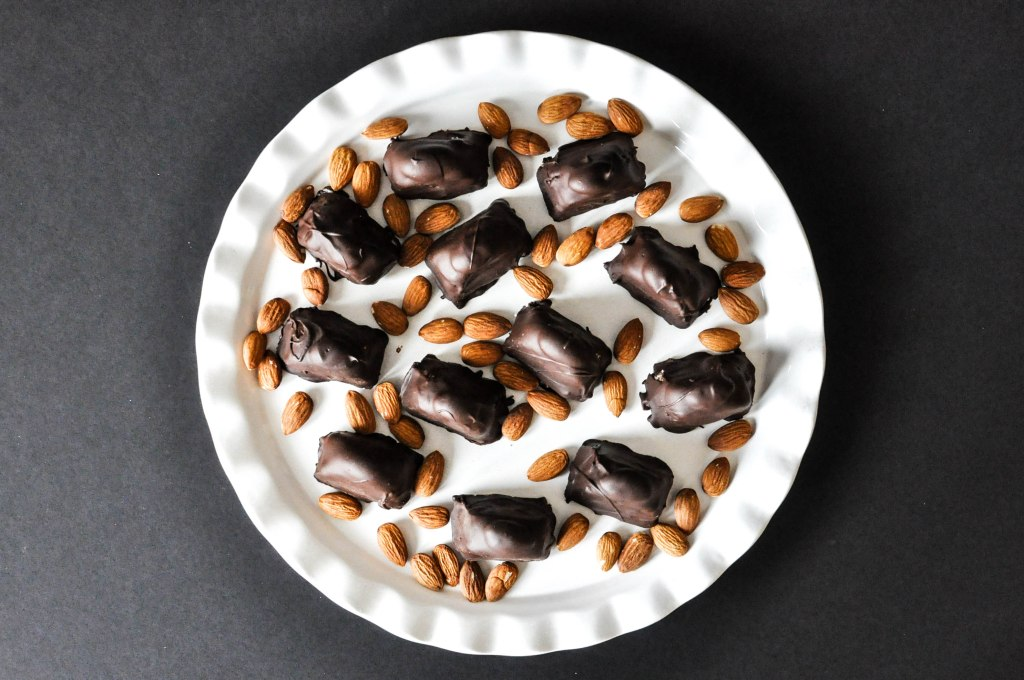 Paleo Almond Joys | Fed and Fit-52