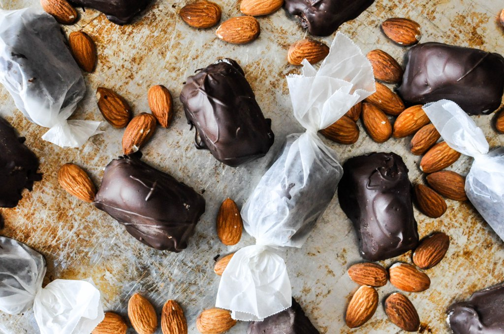 Paleo Almond Joys | Fed and Fit-58