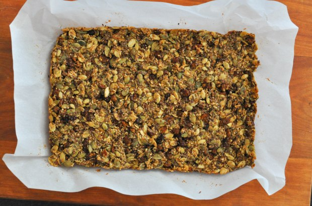 Paleo Pumpkin Spice Granola | Fed and Fit-44
