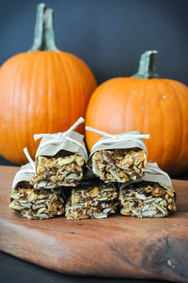 Paleo Pumpkin Spice Granola | Fed and Fit-7