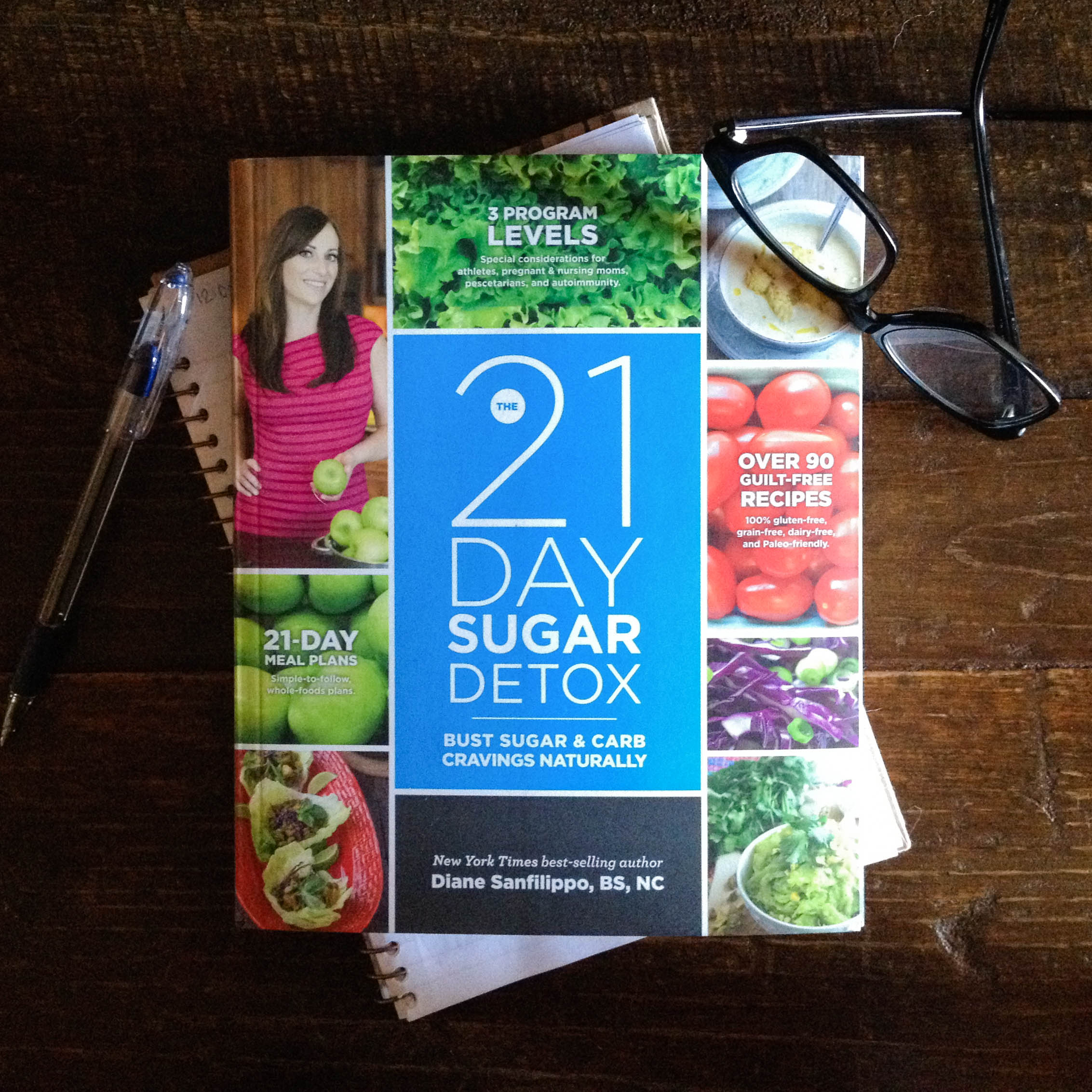 Fed amp fitreview amp giveaway the 21 day sugar detox fed amp fit