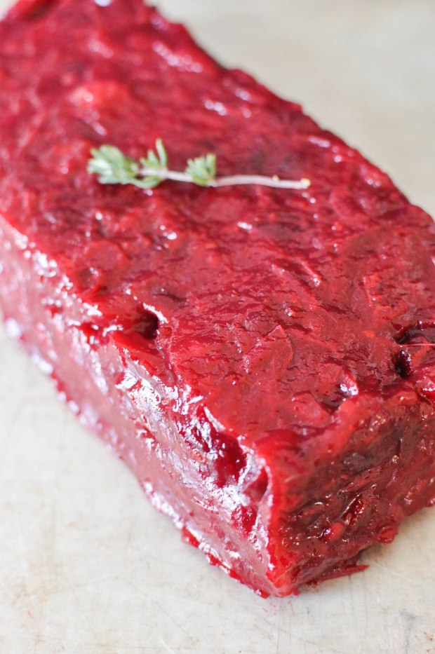 Easy Homemade Paleo Cranberry Sauce | Fed+Fit-27