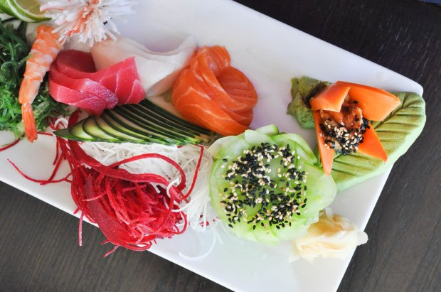 Paleo off the Menu Sushi | Fed and Fit-3