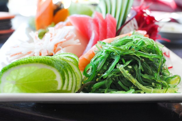 Paleo off the Menu Sushi | Fed and Fit-6