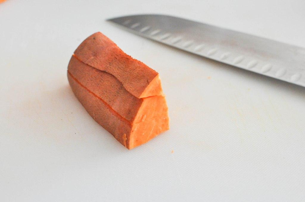 Paleo Sweet Potato Cranberry Stuffing   Fed+Fit-12