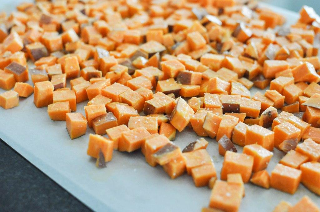 Paleo Sweet Potato Cranberry Stuffing   Fed+Fit-26