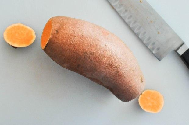 Paleo Sweet Potato Cranberry Stuffing | Fed+Fit-7