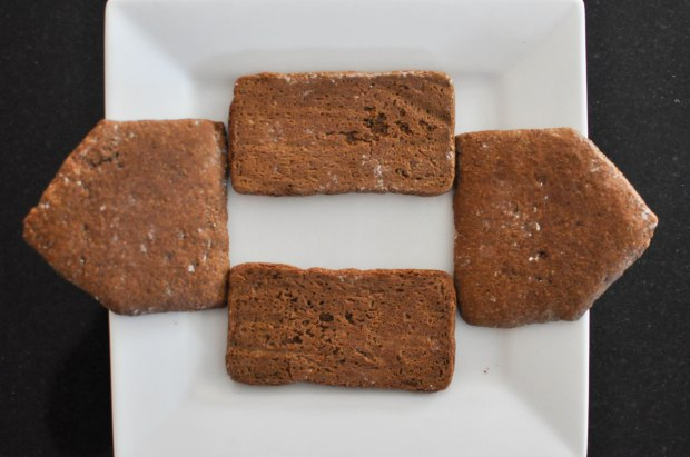 Paleo Gingerbread House | Fed+Fit-79