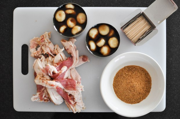 Paleo Happy Hour Bacon Water Chestnuts | Fed+Fit-17