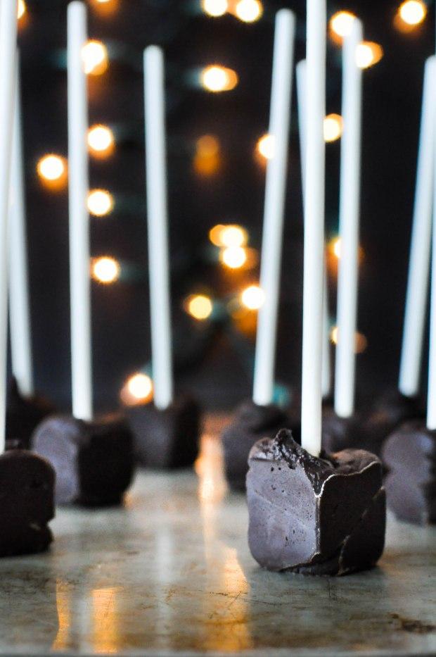 Paleo Hot Chocolate Sticks | Fed+Fit-1
