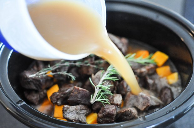 Paleo Winter Squash and Beef Stew | Fed+Fit-29